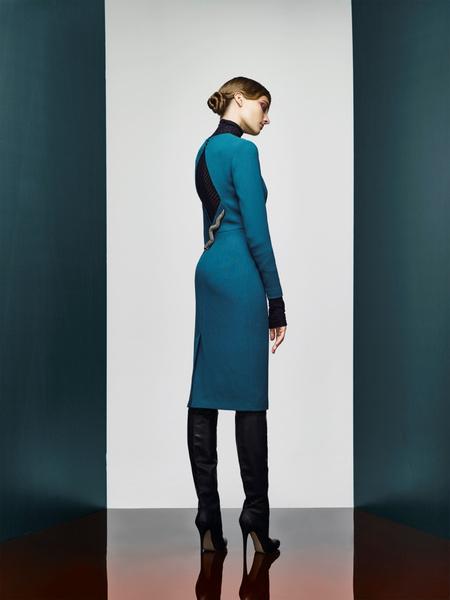 Хозяйка Медной горы: новая pre-fall коллекция A LA RUSSE Anastasia Romantsova | галерея [1] фото [3]