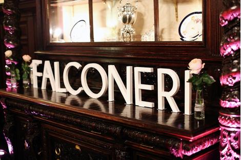 В посольстве Италии прошел прием бренда Falconeri
