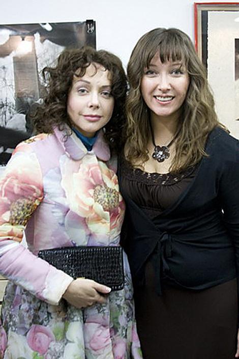 Божена Рынска и Ирина Михайловская