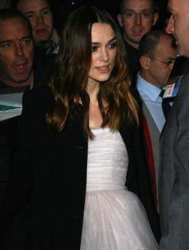 Свадебное платье Киры Найтли: неожиданный выбор актрисы