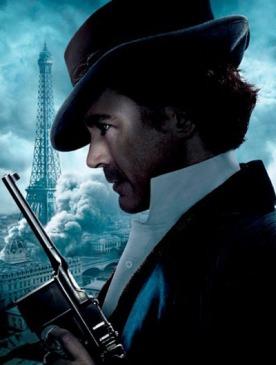 Постеры фильма «Шерлок Холмс: Игра теней»