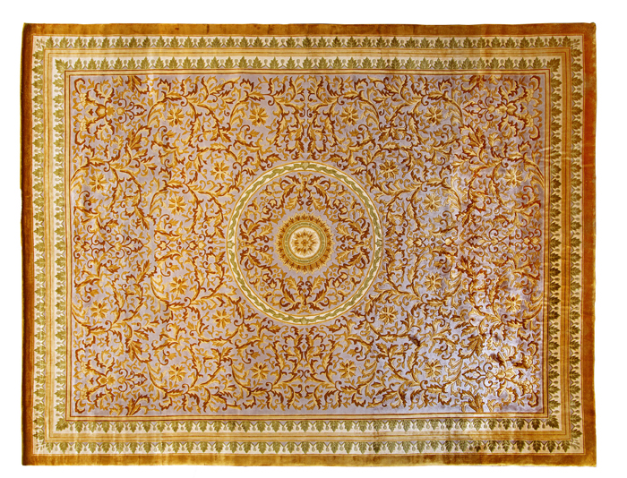 Ковер из коллекции Shanghai Silk, Art de Vivre