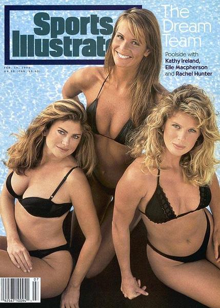 Опубликована обложка нового номера Sports Illustrated Swimsuit Issue | галерея [1] фото [19]