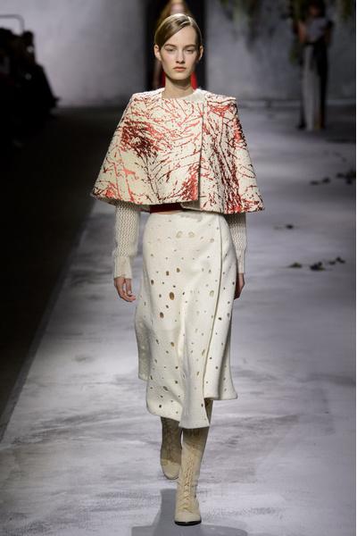 Показ Vionnet на Неделе моды в Париже | галерея [1] фото [10]