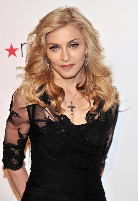 Певица Мадонна: фото