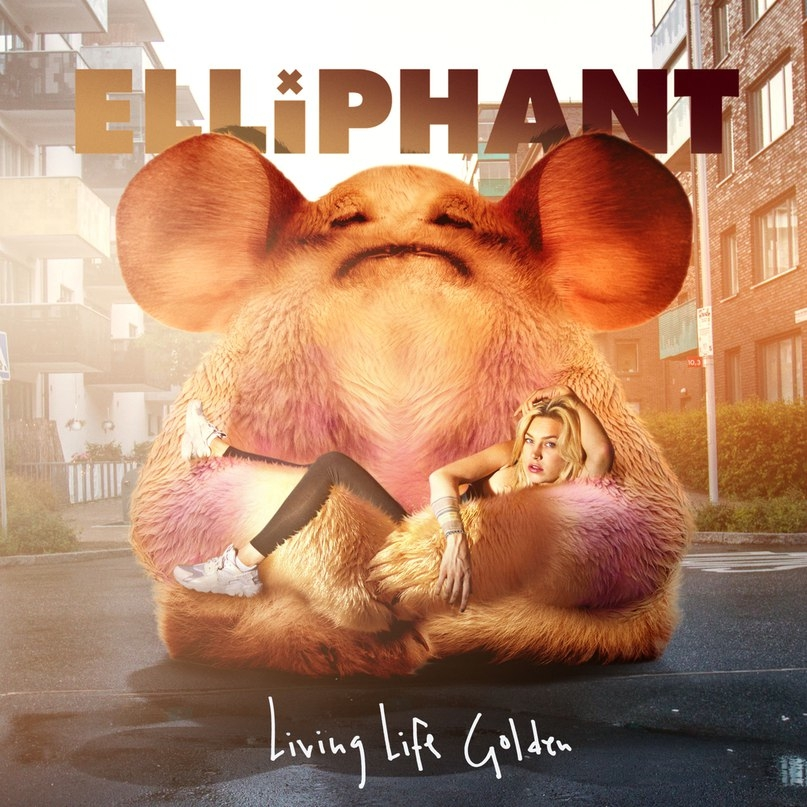 Elliphant / Living Life Gold