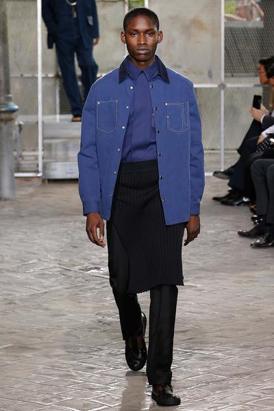 Неделя мужской моды в Париже: лучшие показы | галерея [4] фото [23]
