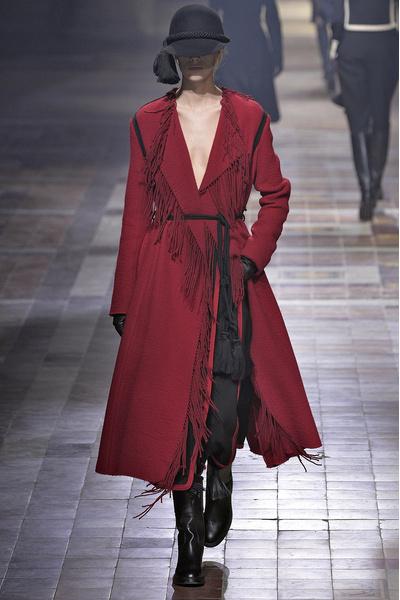 Показ Lanvin на неделе моды в Париже | галерея [1] фото [32]