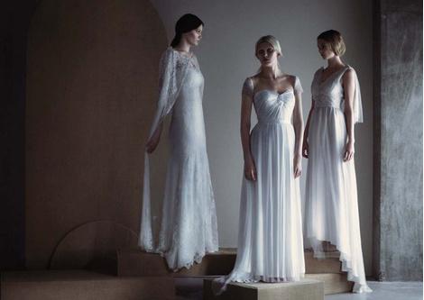 ЗАМУЖ НЕВТЕРПЕЖ: 10 самых красивых свадебных коллекций сезона | галерея [5] фото [2]