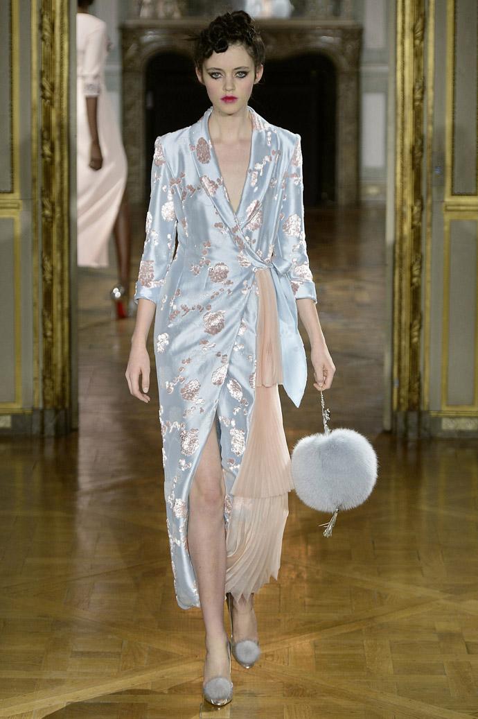 Ulyana Sergeenko Couture, осень-зима 2015