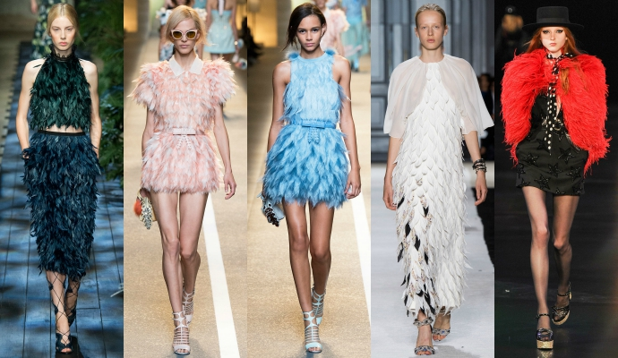 Erdem, Fendi (2,3), Giambattista Valli, Louis Vuitton