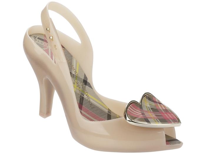 Коллекция обуви Melissa + Vivienne Westwood Anglomania