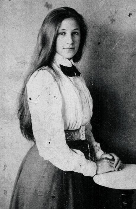 Вера Роговская, прапрабабушка Ольги