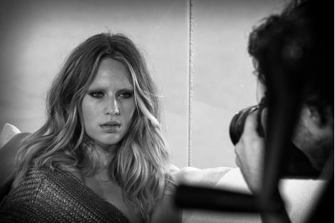 Дочь Шона Пенна Дилан стала лицом бренда Ermanno Scervino | галерея [1] фото [10]