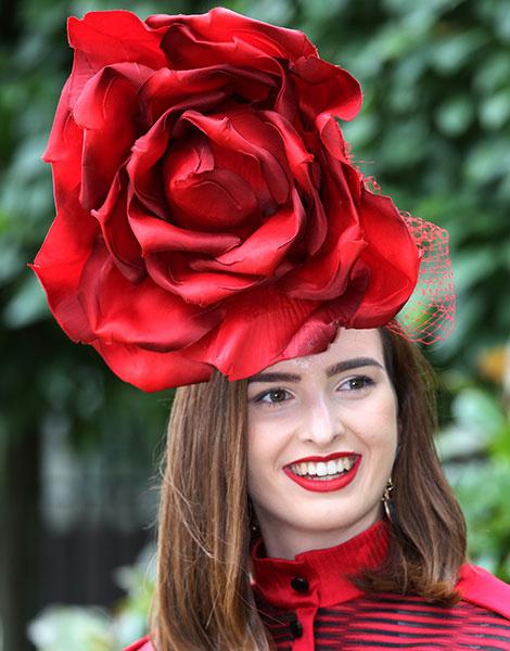 Королевские скачки в Аскоте: парад шляп | галерея [1] фото [9]