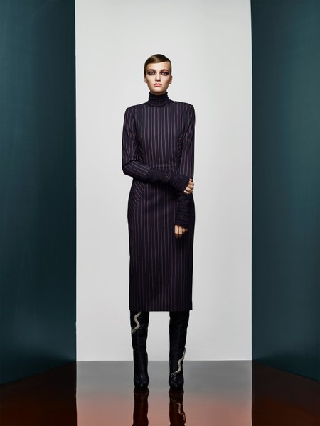 Хозяйка Медной горы: новая pre-fall коллекция A LA RUSSE Anastasia Romantsova | галерея [2] фото [21]