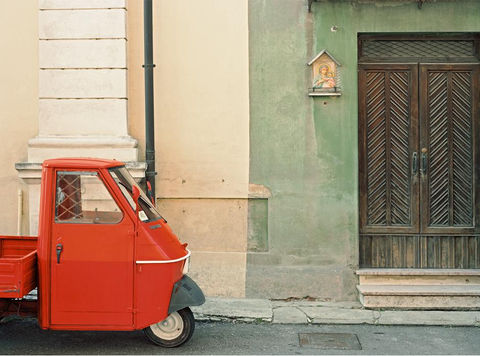 Выставка «Прекрасная Италия» в ГУМе