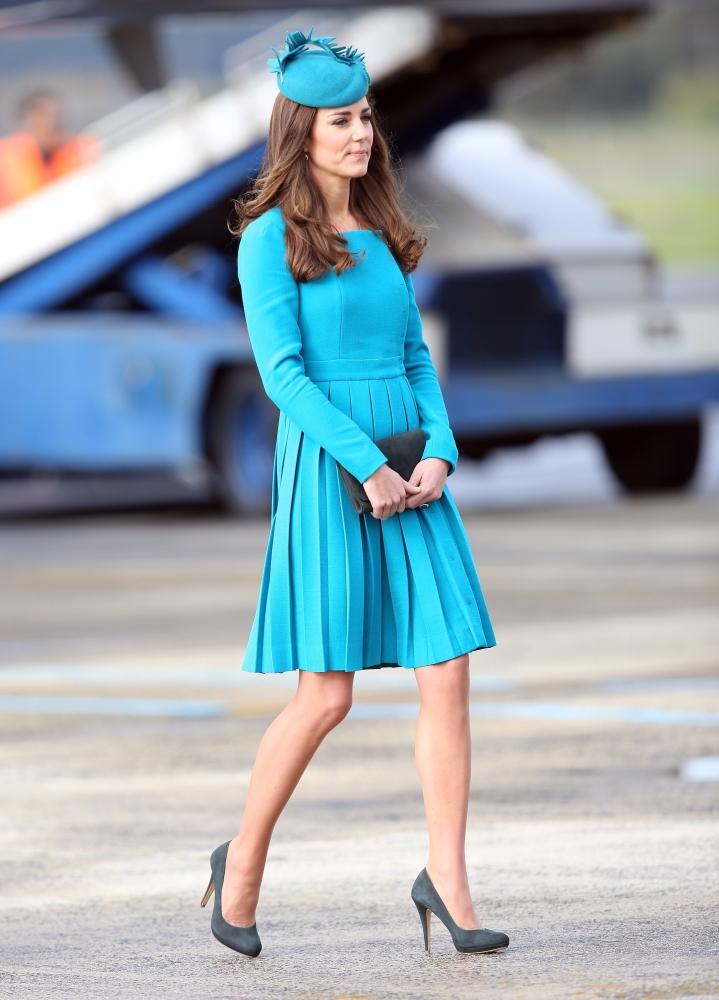 Королевский стиль в одежде: наряды Кейт Миддлтон