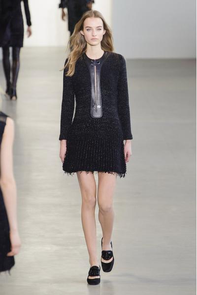 Показ Calvin Klein на Неделе моды в Нью-Йорке | галерея [1] фото [24]