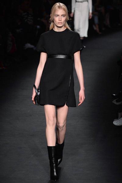 Неделя моды в Париже: показ Valentino ready-to-wear осень — зима 2015-2016 | галерея [1] фото [34]