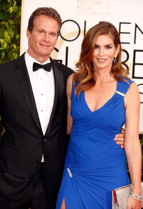 Синди Кроуфорд с мужем: фото