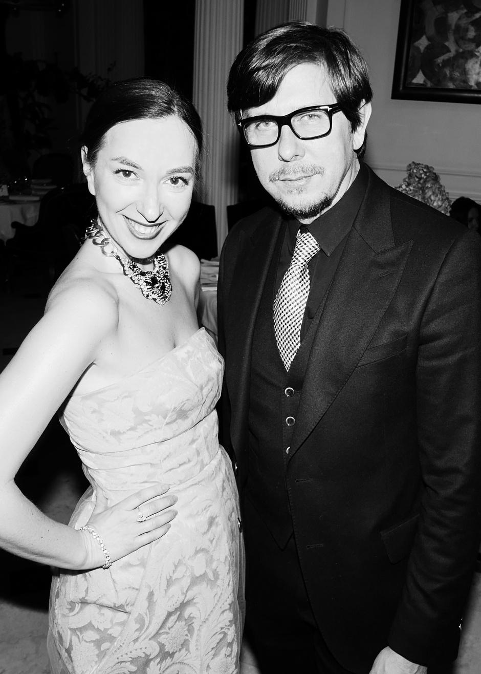 Мария Лобанова и Андрей Фомин