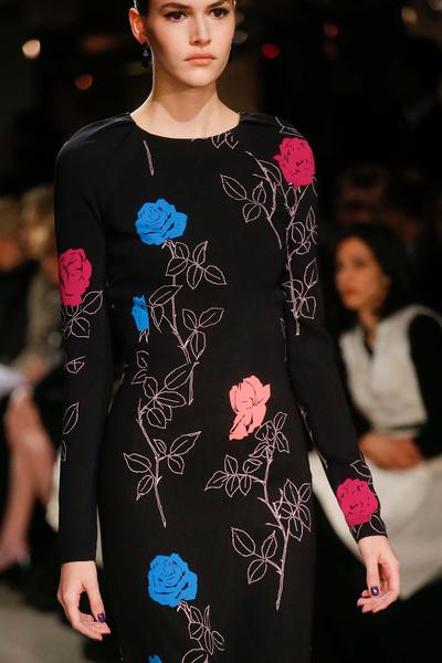 От первого лица: редактор моды ELLE о взлетах и провалах на Неделе Моды в Нью-Йорке | галерея [6] фото [4]