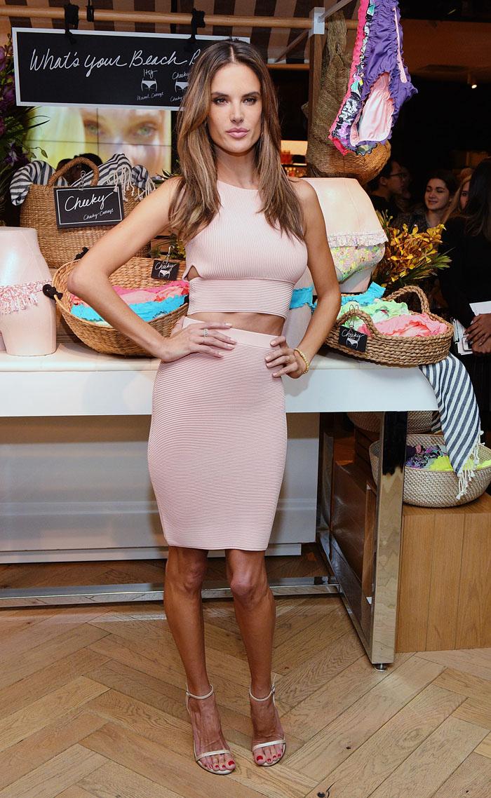 «Ангел» Victoria's Secret Алессандра Амбросио