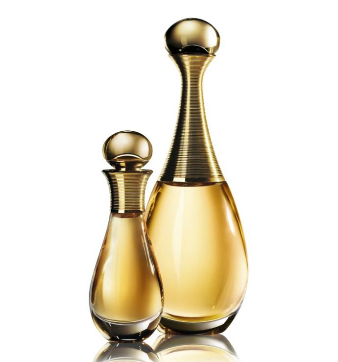 Dior, J'adore Touche de Parfum