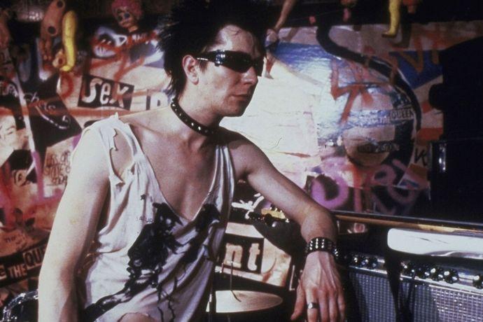 «Сид и Нэнси» (Sid and Nancy), 1986 Гари Олдман