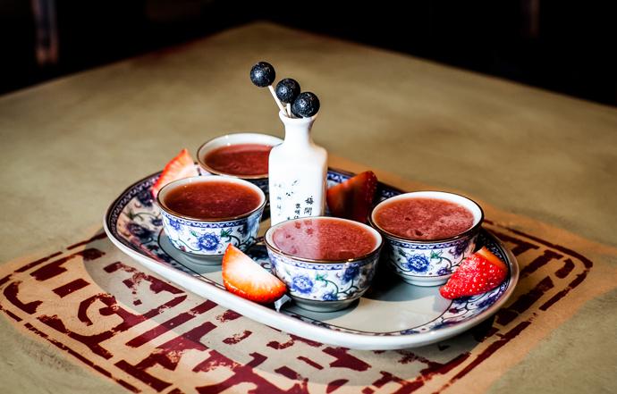 ресторан китайской кухни Bruce Lee
