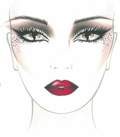 Образ от Make Up For Ever