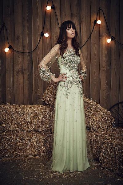 Лучшие коллекции Недели свадебной моды | галерея [6] фото [7]