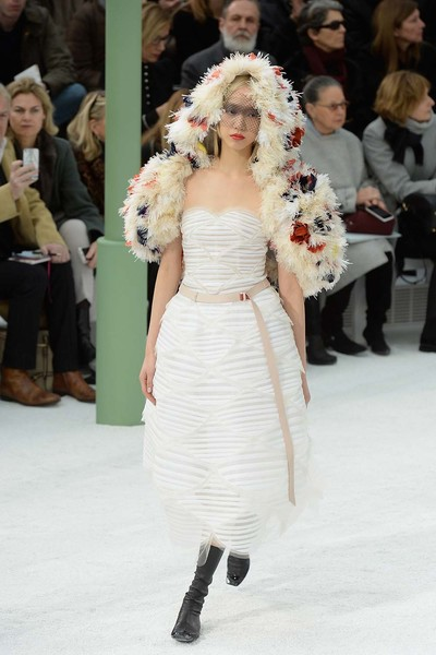 Показ Chanel Haute Couture | галерея [1] фото [21]