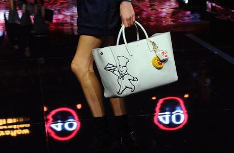 Неделя моды в Лондоне: показы Ashley Williams и Anya Hindmarch | галерея [2] фото [7]