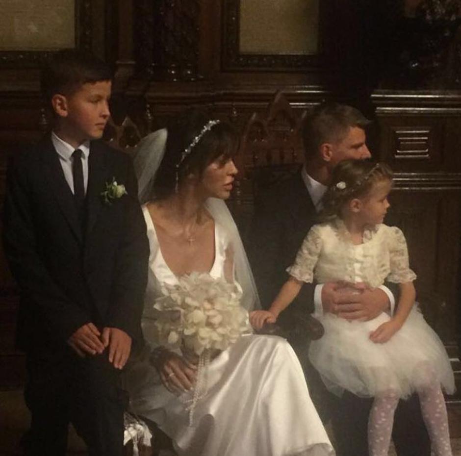 Андрей Аршавин женился