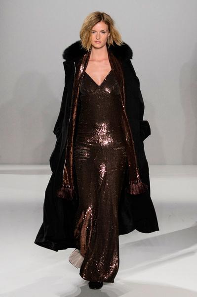 Неделя моды в Лондоне: 22 февраля | галерея [2] фото [6]