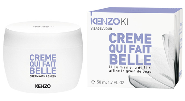 Крем для сияния кожи «Белый лотос», Kenzoki