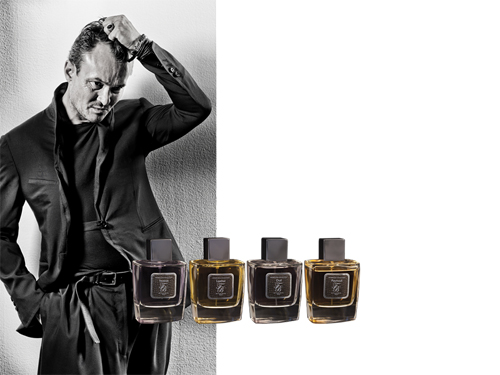 Новая парфюмерная коллекция Franck Boclet