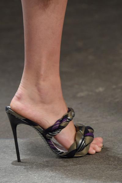 Самая красивая обувь Недели моды в Нью-Йорке | галерея [1] фото [6]