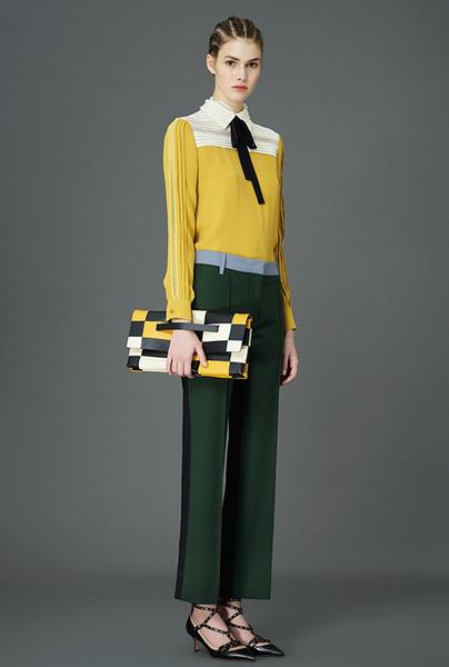 Главные тренды pre-fall коллекции Valentino | галерея [7] фото [1]