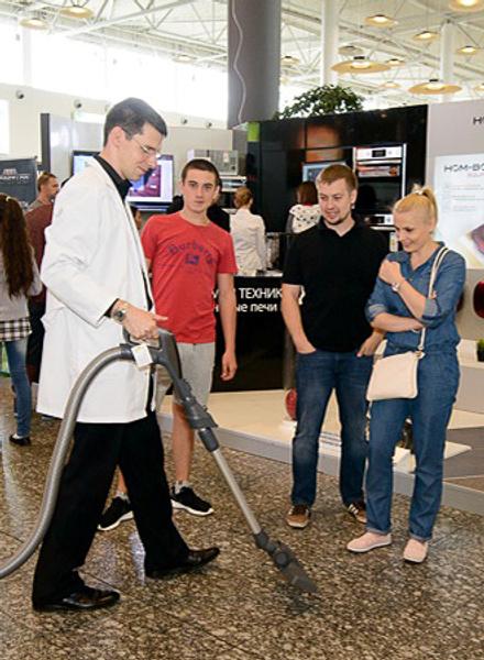 LG Electronics проводит серию фестивалей в Москве | галерея [1] фото [2]