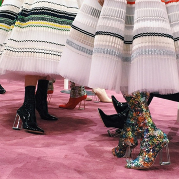 От первого лица: Неделя моды Haute Couture глазами редактора ELLE | галерея [3] фото [6]