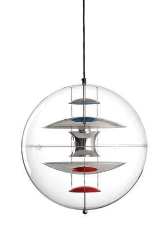Вернер Пантон, светильники, дизайн, датский дизайн, шестидесятые, Verpan