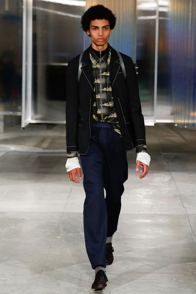 Неделя мужской моды в Милане: лучшие показы | галерея [2] фото [7]