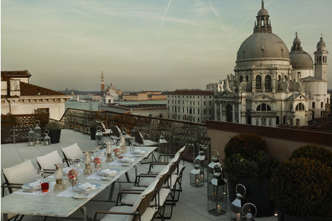 Архитектурное достояние Венеции: отель Gritti Palace | галерея [1] фото [10]
