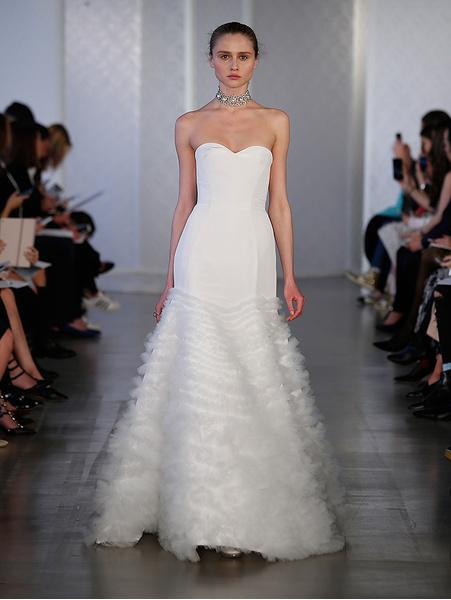 Лучшие коллекции Недели свадебной моды | галерея [3] фото [9]