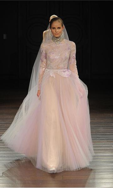 Лучшие коллекции Недели свадебной моды | галерея [5] фото [14]
