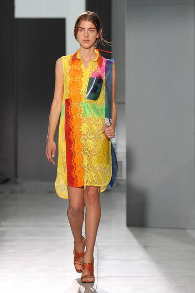 Неделя моды в Лондоне: день четвертый | галерея [1] фото [8]