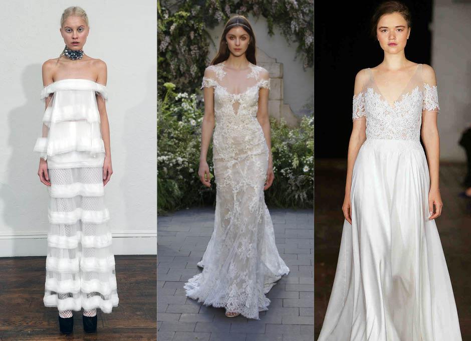 Свадебные платья 2017: фото Houghton, Monique Lhuillier, Rivini by Rita Vinieris